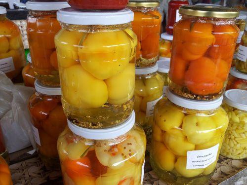 paprika vegetables food