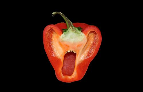 paprika red pepper pepper