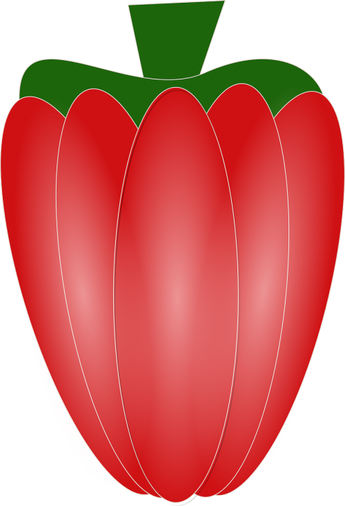 paprika pepper red