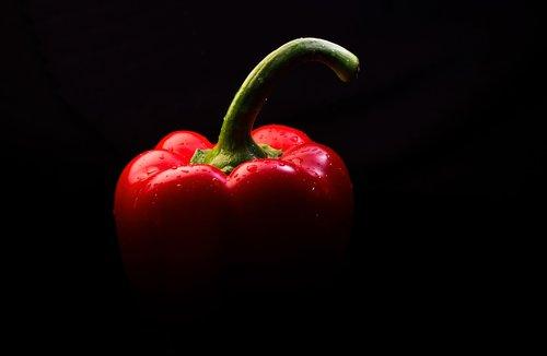 paprika  red  eat
