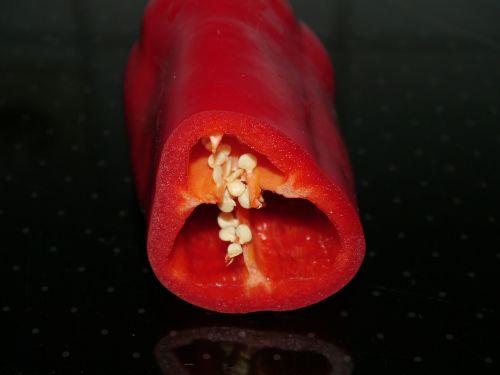 paprika pepperoni red