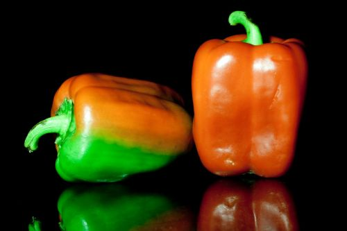 paprika vegetables red pepper