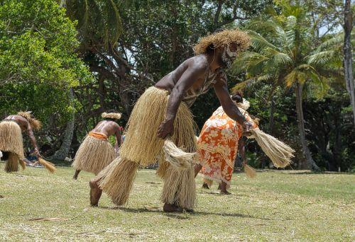 papua dance tribe