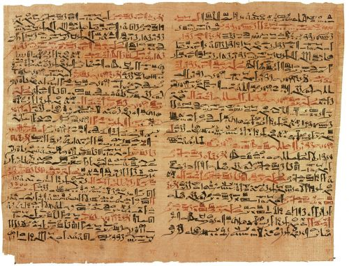 papyrus hieroglyphics ancient egyptian
