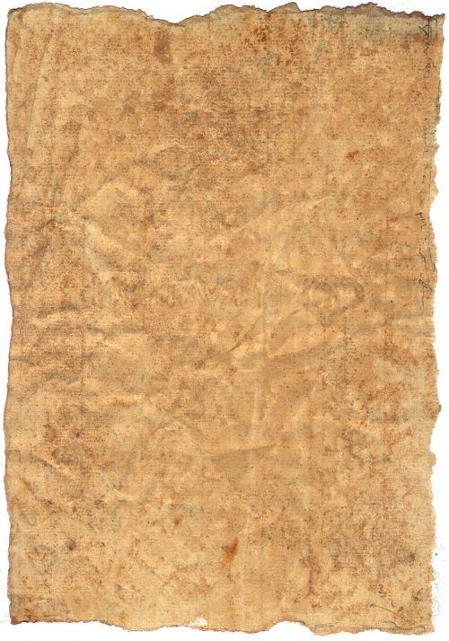 parchment paper old