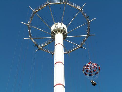Parachute Park Ride