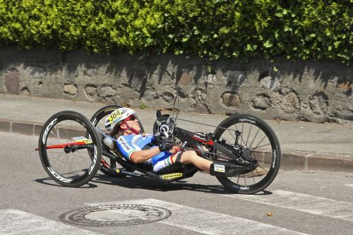 paracycling bike sport