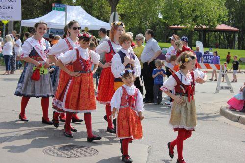 parade czech slovak