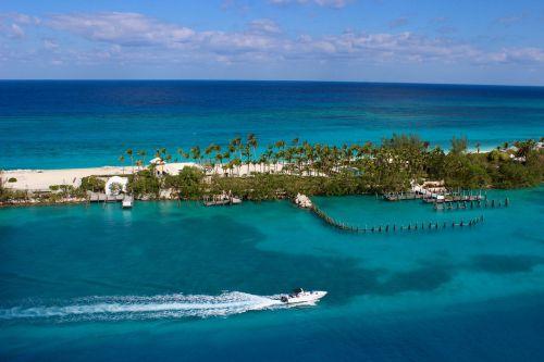 rojus,Bahamos,Nasau,šventė,tropikai,karibai,atostogos,valtis,sala