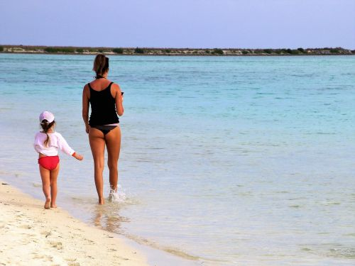 paradise beach para