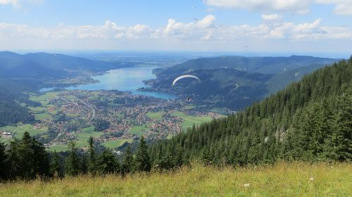 paraglider tegernsee vision