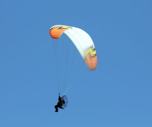 paragliders sport flight