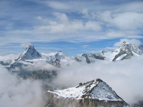 matterhorn mountains switzerland