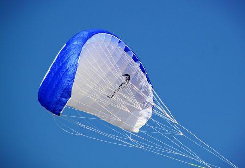 paragliding air sports parachute