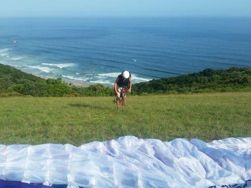 paragliding para gliding
