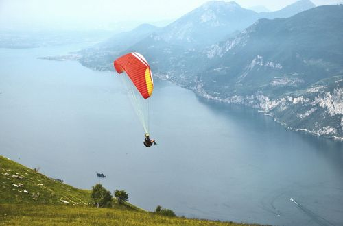 paragliding garda air sports