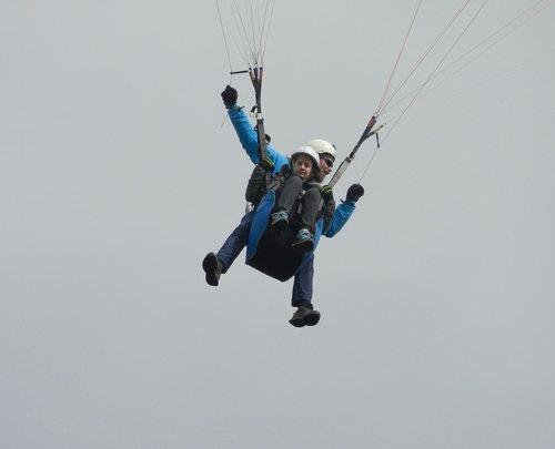 paragliding  paragliding bis place  free flight