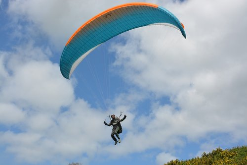 paragliding  wing paragliding  leisure sports