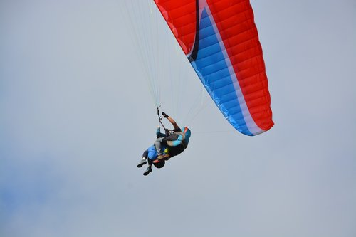 paragliding  bis place paragliding  paragliders