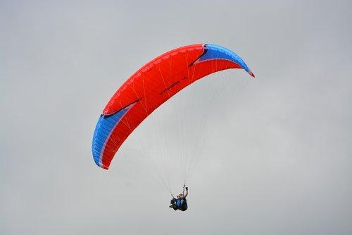 paragliding  paragliding bis place  baptism paragliding