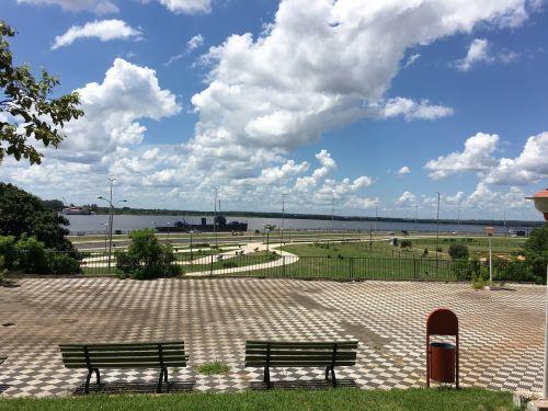 paraguay costanera asunción paraguay