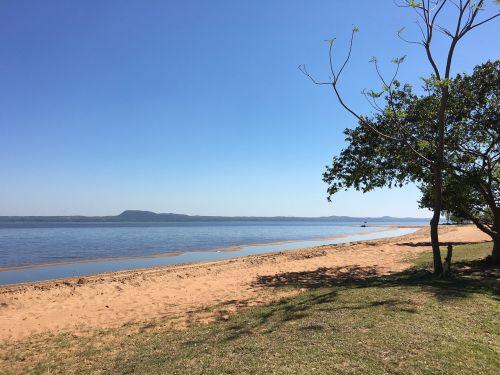 paraguay lake san bernadino