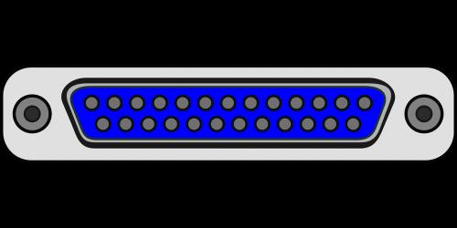 parallel port parallel port