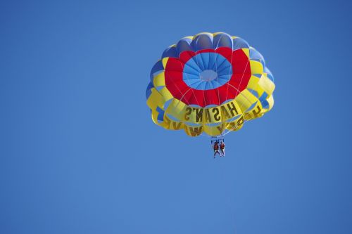 parasailing turkey extreme