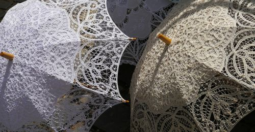 parasol lace fashion