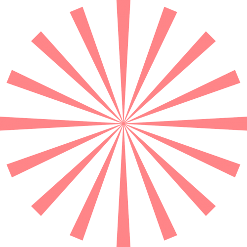 parasol graphics radial