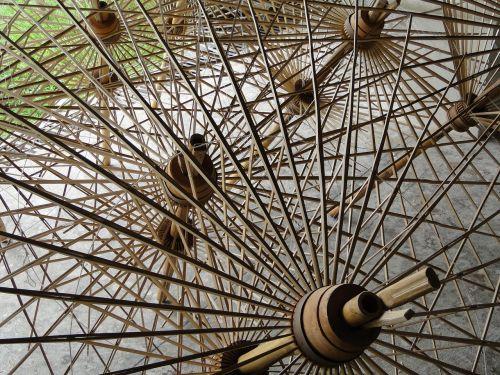 parasols production thailand