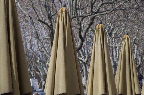 parasols  protection  shadow