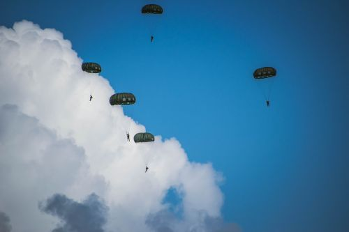 paratroopers military army