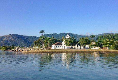 paraty  brazil  travel