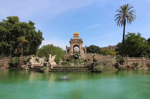 parc de la ciutadella barcelona fun