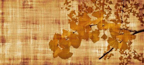 parchment paper leaves