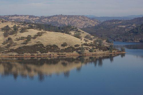 pardee reservoir reservoir lake