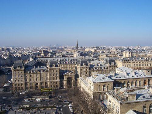 paris view city