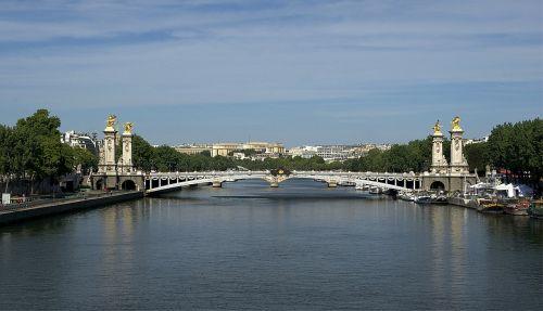 paris france bridge