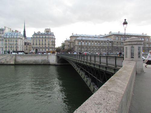 paris seine river europe