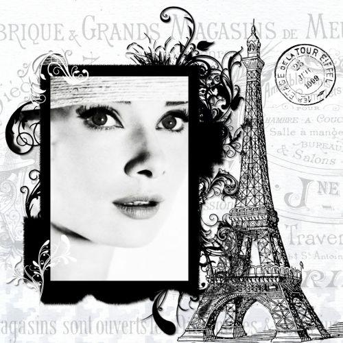 paris audrey hepburn actress
