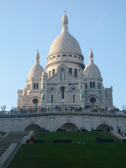 paris,sacrekoeuras,bažnyčia