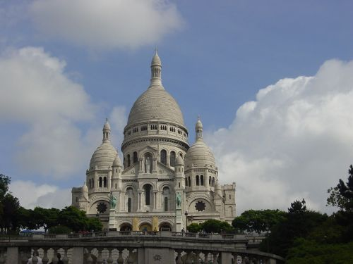 paris france sacre