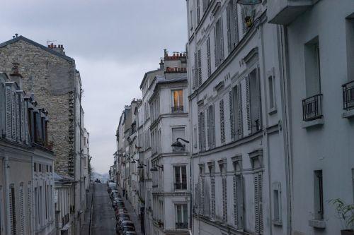 paris streets architecture