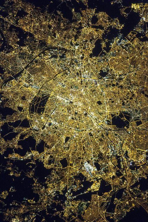 paris france lights