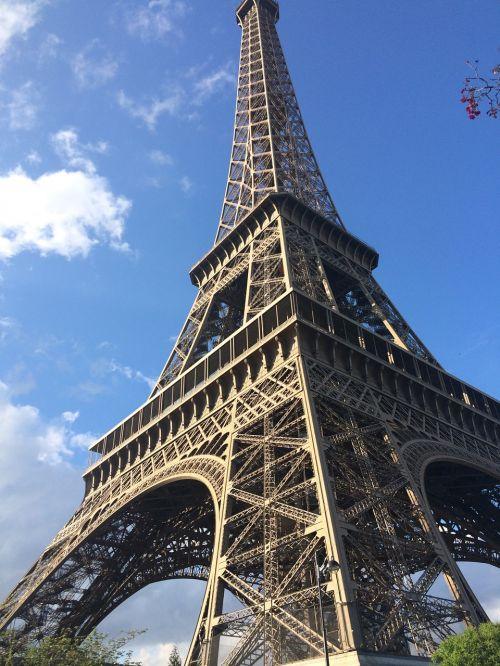 eiffel tower paris travel