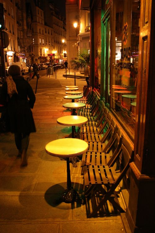 paris dining tables bistro