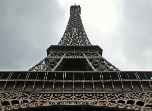 paris eiffel tower destinations