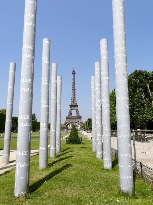 paris france peace
