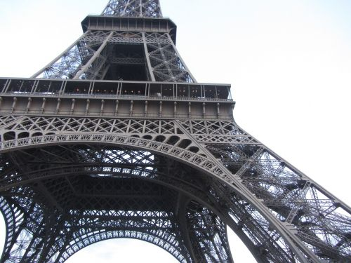 paris eiffel tower france